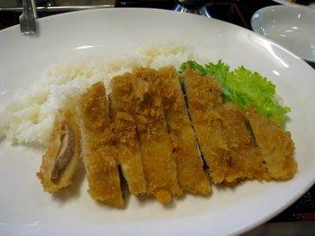 塩原・昼食カツカレー.JPG